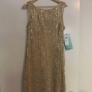 Gold Studio I Dress Size 8